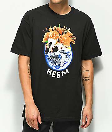 H33M Full Circle Black T-Shirt