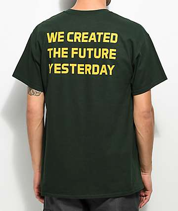 H33M Slant H Forest Green T-Shirt