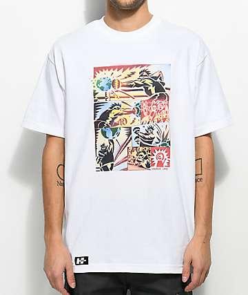 H33M T.K.O. White T-Shirt
