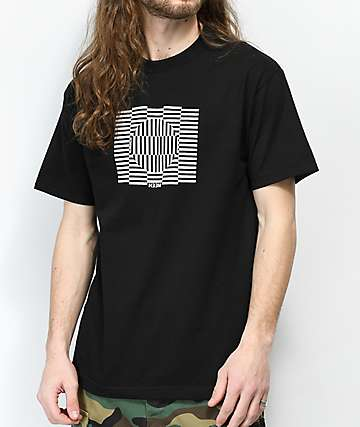 H33M World Beyond Black T-Shirt