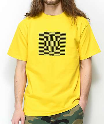 H33M World Beyond Yellow T-Shirt