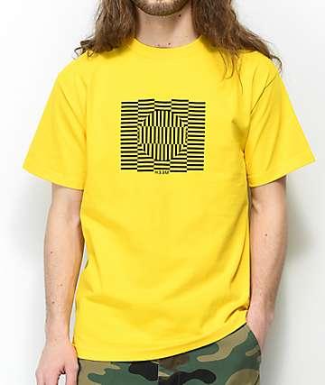H33M World Beyond Yellow T-Shirt