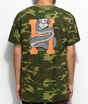 HUF Ambush Classic H camiseta camuflada