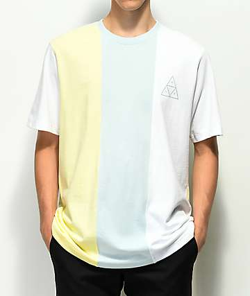 HUF Arena Futbol Yellow Knit Shirt