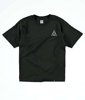 HUF Boys Sk8 Rat Black T-Shirt