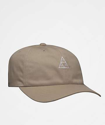 HUF Essentials Triple Triangle Elmwood Strapback Hat