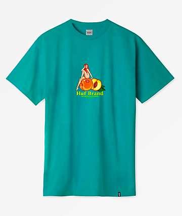 HUF Forbidden Fruit Green T-Shirt
