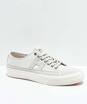 HUF Hupper 2 Lo zapatos de skate en blanquecino
