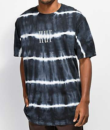 HUF Marka Black Washed T-Shirt