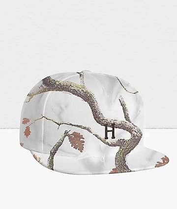 HUF Metal H Strapback Hat