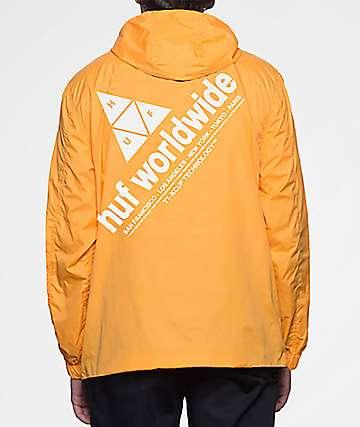 HUF Peak Cantalope Anorak Jacket