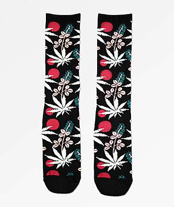 HUF Plantlife Cherry Blossom calcetines