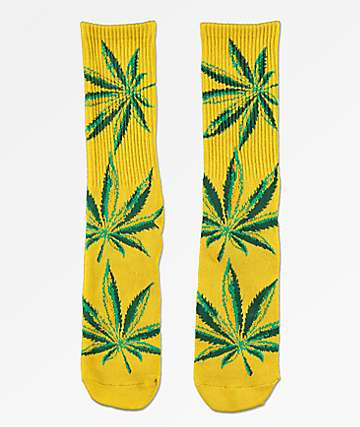 HUF Plantlife Marco Crew Socks