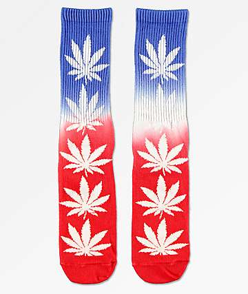 HUF Plantlife USA calcetines