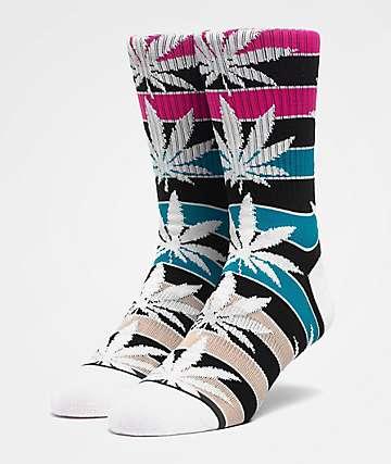 HUF Plantlife Variant Fuchsia Crew Socks