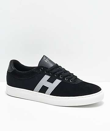 HUF Soto Black & Grey Skate Shoes