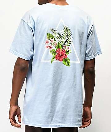 071f51cc HUF Tropical Baby Blue T-Shirt