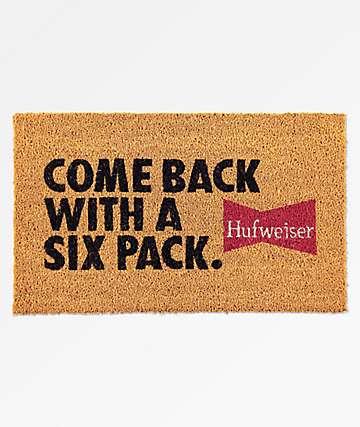 HUF x Budweiser Doormat