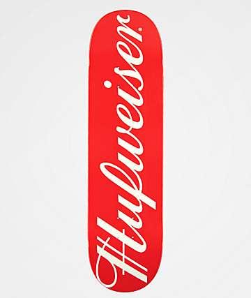 """HUF x Budweiser Hufweiser 8.25"""" Skateboard Deck"""