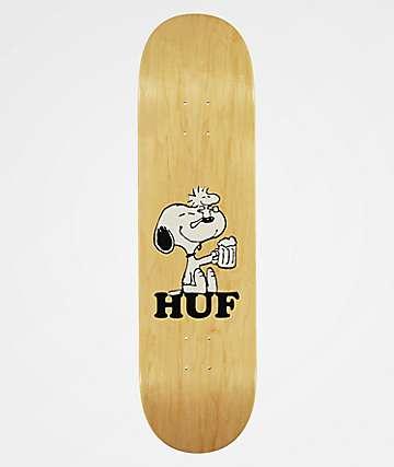 """HUF x Peanuts 8.37"""" Skateboard Deck"""