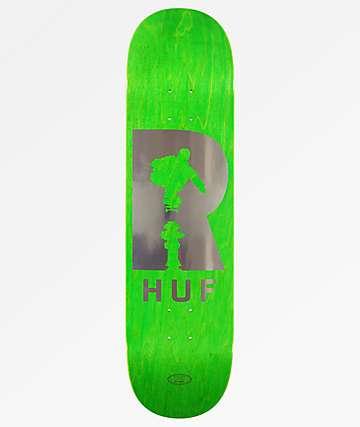 "HUF x Real Hydrants 8.25""tabla de skate"