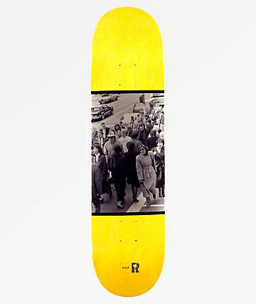 "HUF x Real Standout 8.06"" Skateboard Deck"