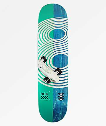 "Habitat Bobby Racer 8.0"" Skateboard Deck"
