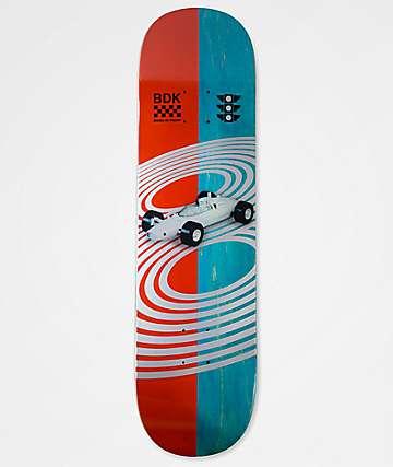 "Habitat Bobby Racer Large 8.25"" Skateboard Deck"