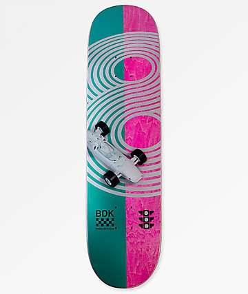 """Habitat Bobby Racer Medium 8.0"""" Skateboard Deck"""