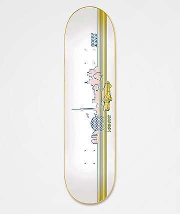 """Habitat Bobby T-Dot Large 8.25"""" Skateboard Deck"""