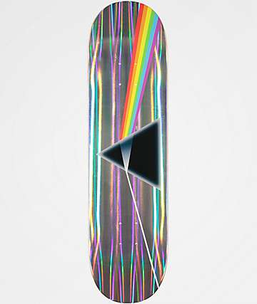 "Habitat Dark Side 8.25"" tabla de skate holográfica"