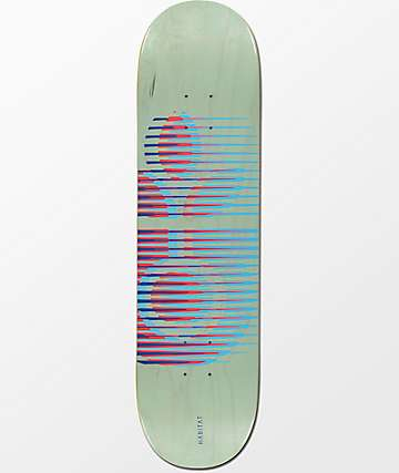 "Habitat Leaf Motion 8.25"" tabla de skateboard"