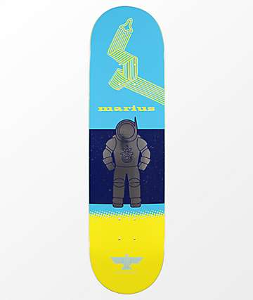 "Habitat Marius Finn In Space 8.25"" Skateboard Deck"