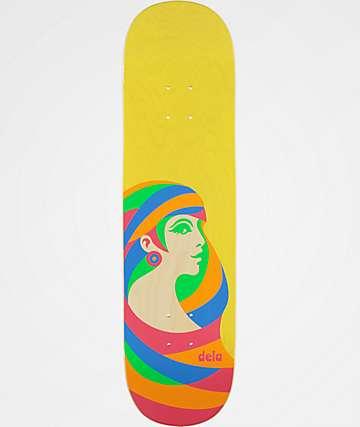 """Habitat Shasta Dela 8.25"""" Skateboard Deck"""
