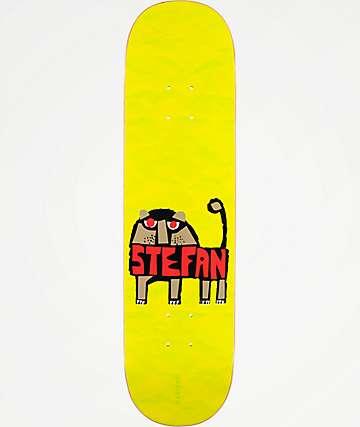 """Habitat Stefan Lion 8.0"""" Skateboard Deck"""