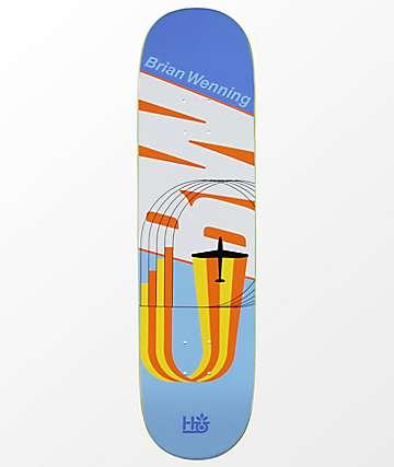 "Habitat Wenning Coexist 8.0"" Skateboard Deck"