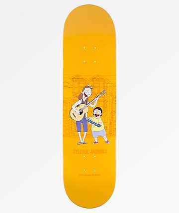"Habitat x Bob's Burgers Janoski 8.375"" Skateboard Deck"