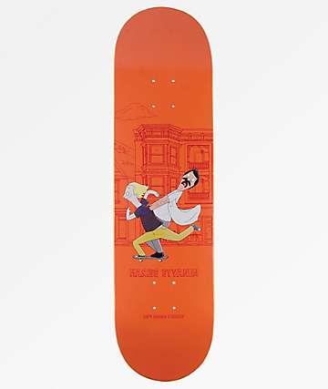 "Habitat x Bob's Burgers Marius 7.75"" Skateboard Deck"