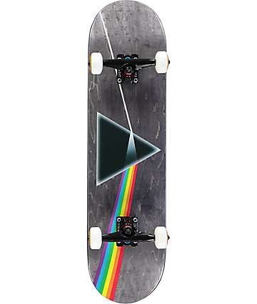 "Habitat x Pink Floyd Darkside 8.0"" Skateboard Complete"