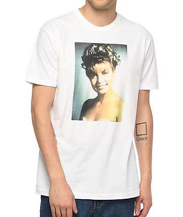 Habitat x Twin Peaks Laura Palmer White T-Shirt