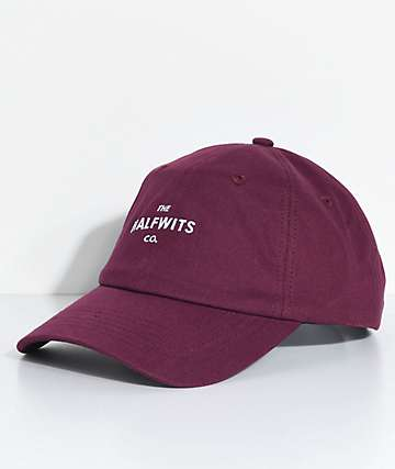 Halfwits H Co. Maroon 6 Panel Hat