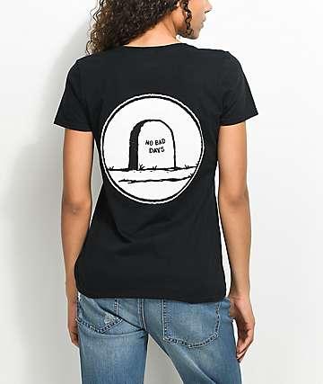 Halfwits NBD Black T-Shirt