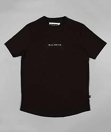Halfwits Rosey Black Knit Shirt