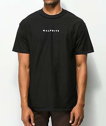 Halfwits XTOB camiseta negra