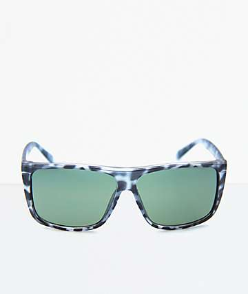 Happy Hour Casino Frosted Tortoise Sunglasses