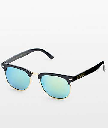 Happy Hour G2 Black & Mirror Sunglasses