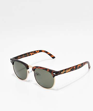 f402c0fabaa5c Happy Hour G2 Frosted Tortoise Sunglasses