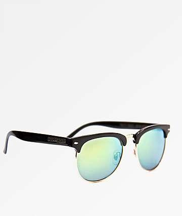 Happy Hour Herman G2 Black & Gold Sunglasses