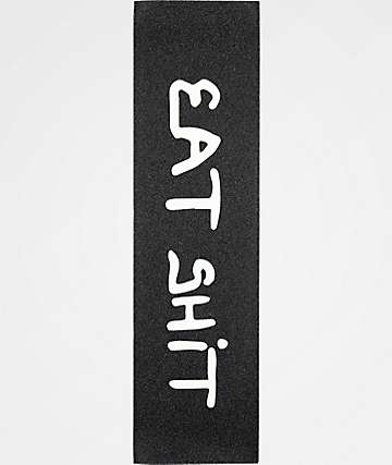Hard Luck Clear Eat Shit Grip Tape