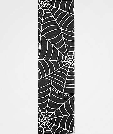 Hard Luck Clear Spider Web Grip Tape